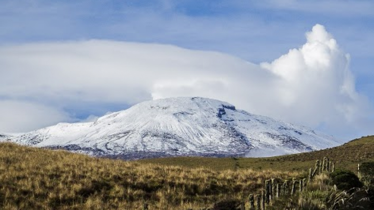 Maratón Nevado del Ruiz